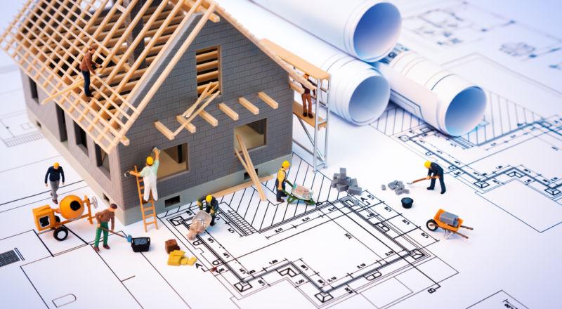 Etapes construction maison neuve